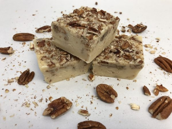 Popcorn Girl Las Vegas-Butter Pecan Fudge