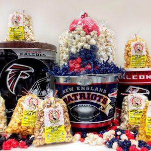 Popcorn Sports & Team Tins