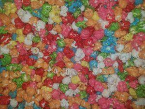 Tropicoolada Flavored Popcorn