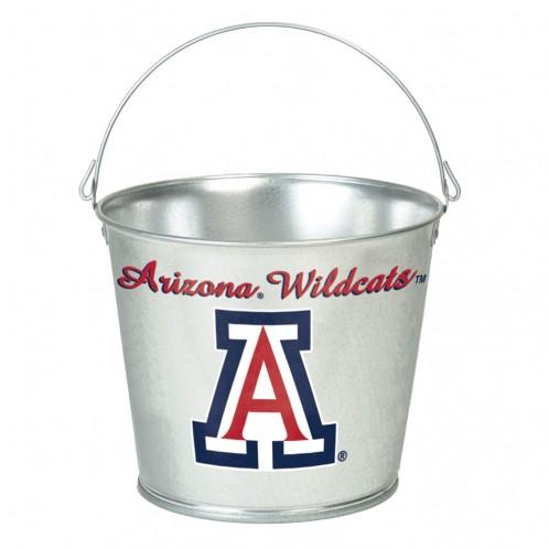 popcorn girl las vegas arizona wildcats pail gift