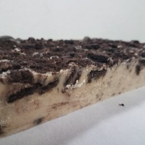 popcorn girl las vegas cookies cream fudge