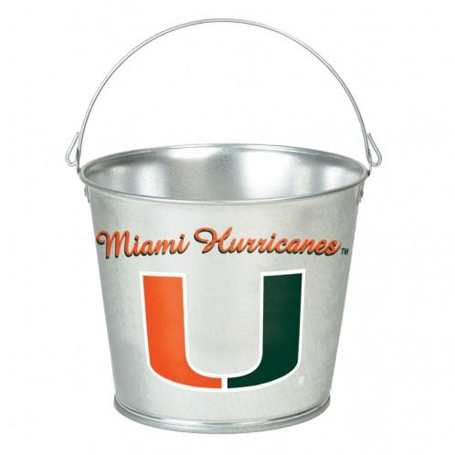 popcorn girl las vegas miami hurricanes popcorn pail gift