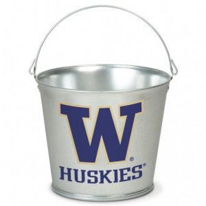 popcorn girl las vegas washington huskies pail gift