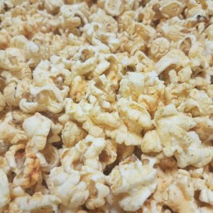 popcorn girl las vegas chipotle flavored popcorn