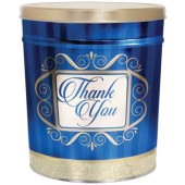popcorn girl las vegas blue thank you popcorn tin gift